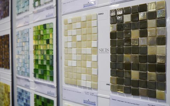 Mosaike im Bayerischen Fliesenhandel