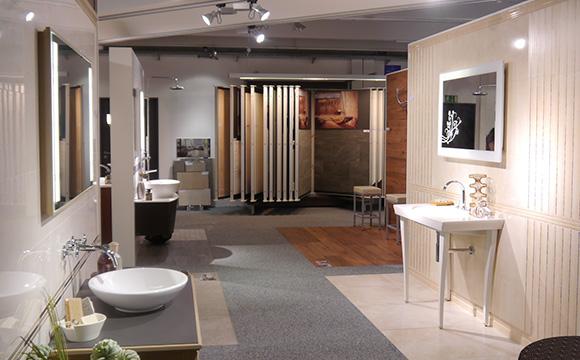 Wohnideen fürs Badezimmer in unserer Ausstellung