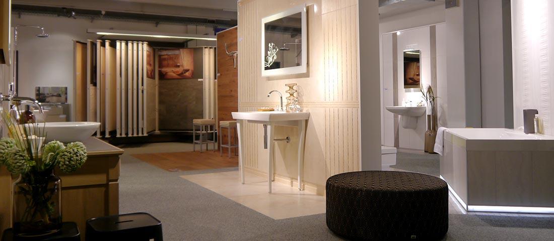 Wohnidee mit Keramik fürs Badezimmer