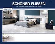 """Der Katalog """"Trendzeit"""" mit innovativen Gestaltungsideen für Fliesen."""