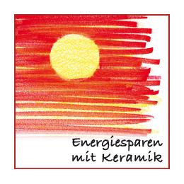 Logo Energiesparen mit Keramik