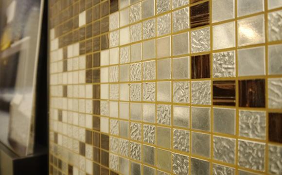 Mosaike mit Struktur, Muster und glatt